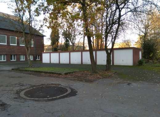 Solide Garage in Dorsten-Holsterhausen zu vermieten !