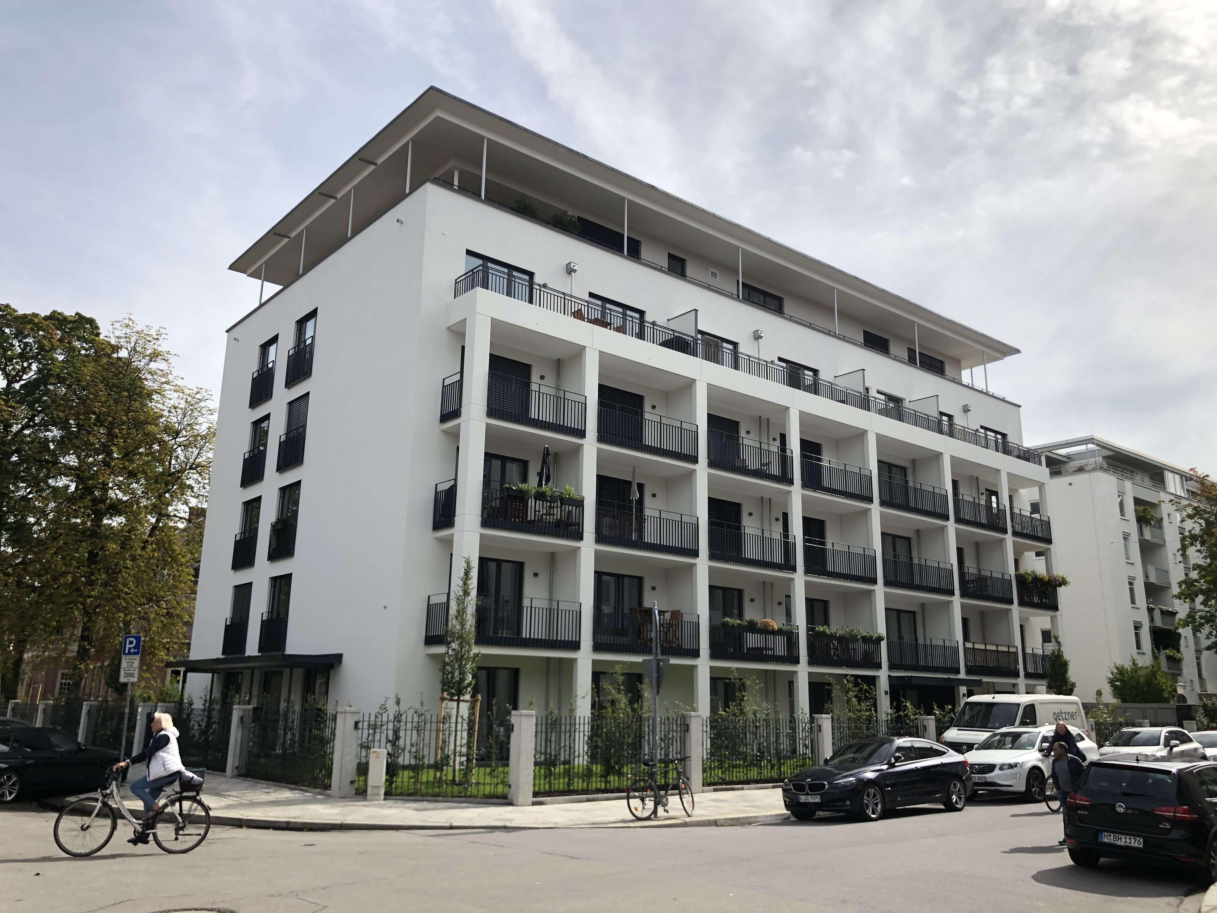 Wohnen in exklusiver Lage am Englischen Garten in Schwabing (München)