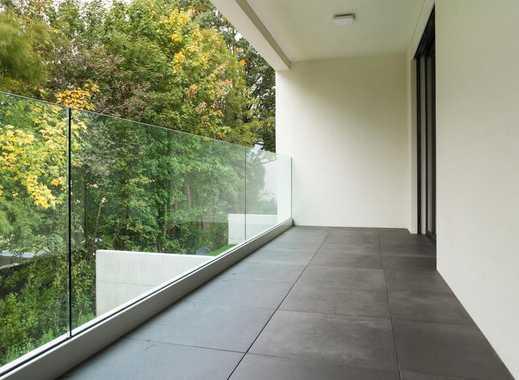 Spektakulärer Neubau   Sonnenbalkon   Sinnvolle Raumaufteilung   Extrem gute Wohnlage