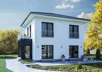 Neubau-Stadtvilla mit Grundstück-Baugebiet bei Uelzen