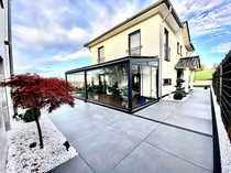 Atemberaubendes Einfamilienhaus mit Wintergarten Jacuzzi