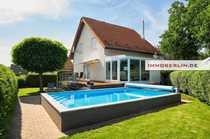 IMMOBERLIN Sehr adrettes Einfamilienhaus in