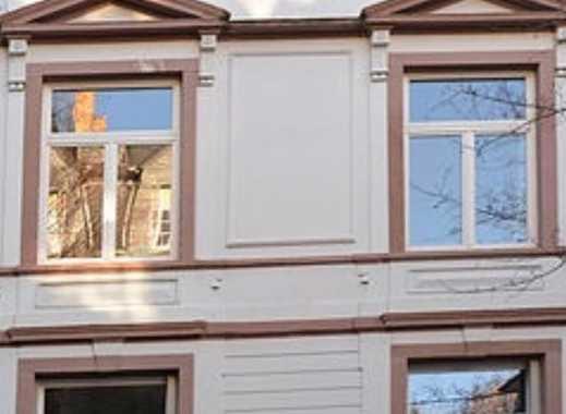Renoviertes Mehrfamilienhaus in gesuchter Wohnlage im Nordend- inkl. BAUGENEHMIGUNG für DG-AUSBAU