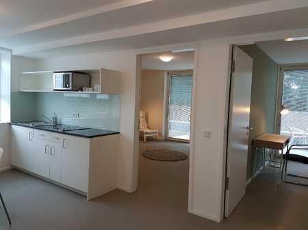 Möbliertes Zweizimmerapparment (Studenten-WG geeignet) in Eching (Freising)