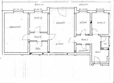 Sonnige 4-Zimmer Wohnung  in Deggendorf in Deggendorf