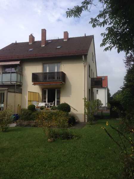 Attraktive 2-Zi-Whg mit zwei Balkonen und Garten in Mögeldorf in Schmausenbuckstraße (Nürnberg)