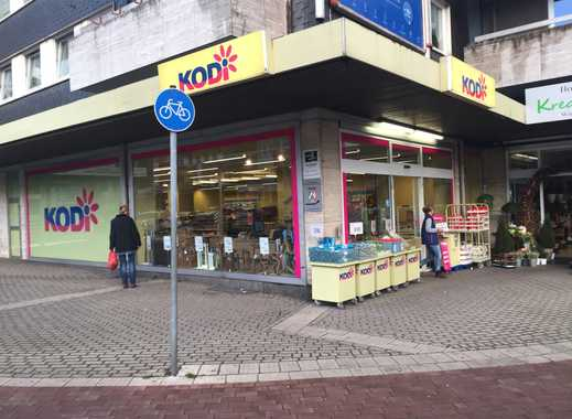 Großes Eckladenlokal in Duisburg-Walsum