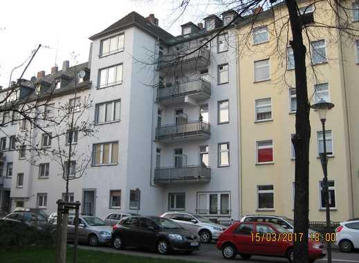 Ansprechende gepflegte 2 Zimmerwohnung in der südl. Vorstadt / Mitte