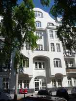 Dicht Adenauerplatz, Sybelstraße,