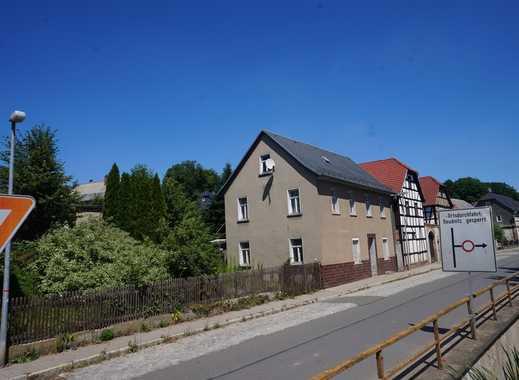 #12300 Handwerkerobjekt mit Garage in Mohlsdorf
