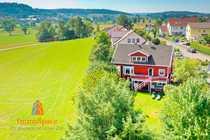 Willkommen im roten Schwedenhaus In
