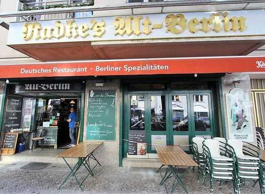 Alt Berliner Gastronomie sucht neuen Pächter