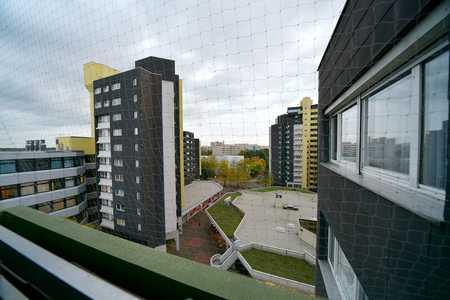 Schöne großzügige Wohnung in München, Perlach mit Alpenblick in Perlach (München)