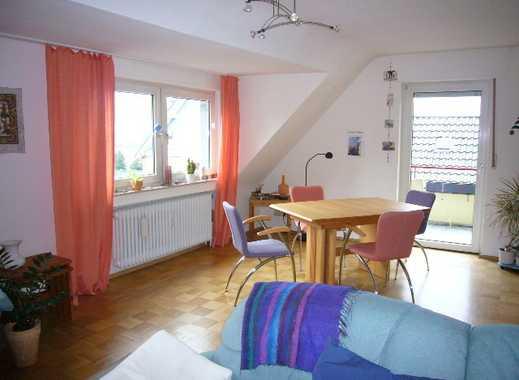 Hürth-Fischenich, 4 Zimmer-Maisonette, ca. 118m², Balkon, Duschbad