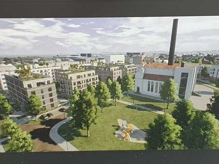 ERSTBEZUG !!!  4-Zimmer, 127 qm NF, Dachterassen-Wohnung mit Alpenblick in Allach-Untermenzing in Allach (München)