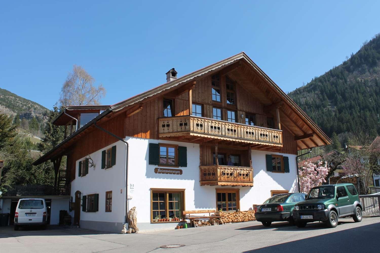 Schöne 3,5 Zimmer Wohnung im Oberallgäu (Kreis), Bad Hindelang