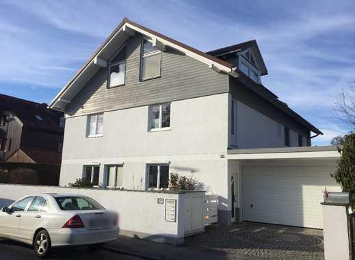 Schöne 3-Zi.- Whg. mit großen Balkon in ruhiger Top-Lage in Krailling