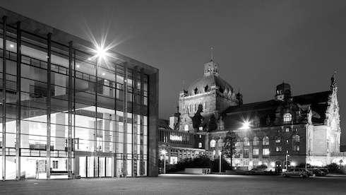 Wohnen im Opernpalais in Nürnberg - die wohl beste Adresse für anspruchsvolles Wohnen in Tafelhof (Nürnberg)