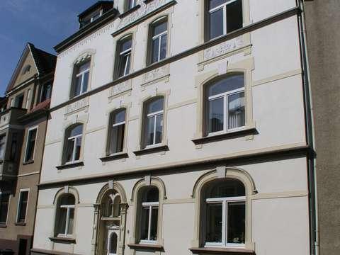 Schicke Altbau Wohnung Mit Balkon Und Ebk Im Katharinenviertel