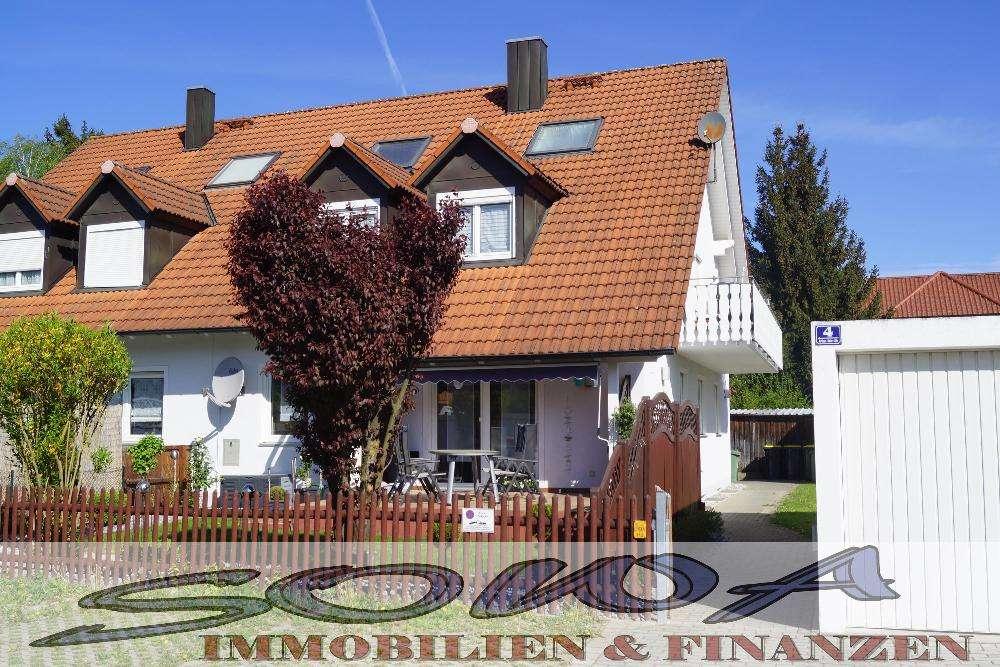 3 Zimmerwohnung mit Garten ruhiger Lage in Neuburg - Heinrichsheim zu vermieten - Ein Immobilie v... in