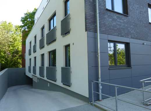 Mini-Tiefgaragenstellplatz im Neubau