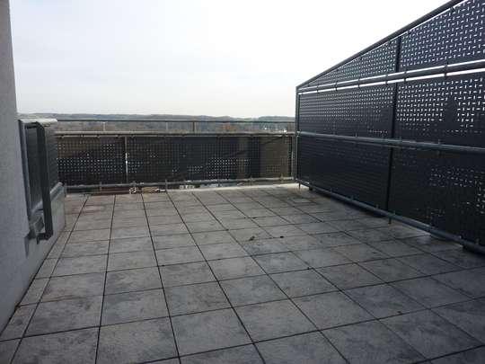 Dachterrasse hinten