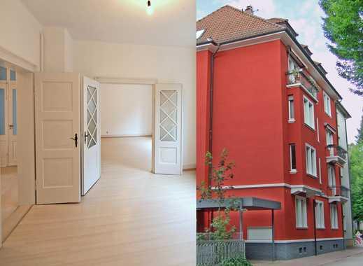 Großzügige ruhige 5 Zimmer Altbauwohnung, Oststadt