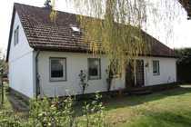 Idyllisch gelegenes Haus in Waldnähe