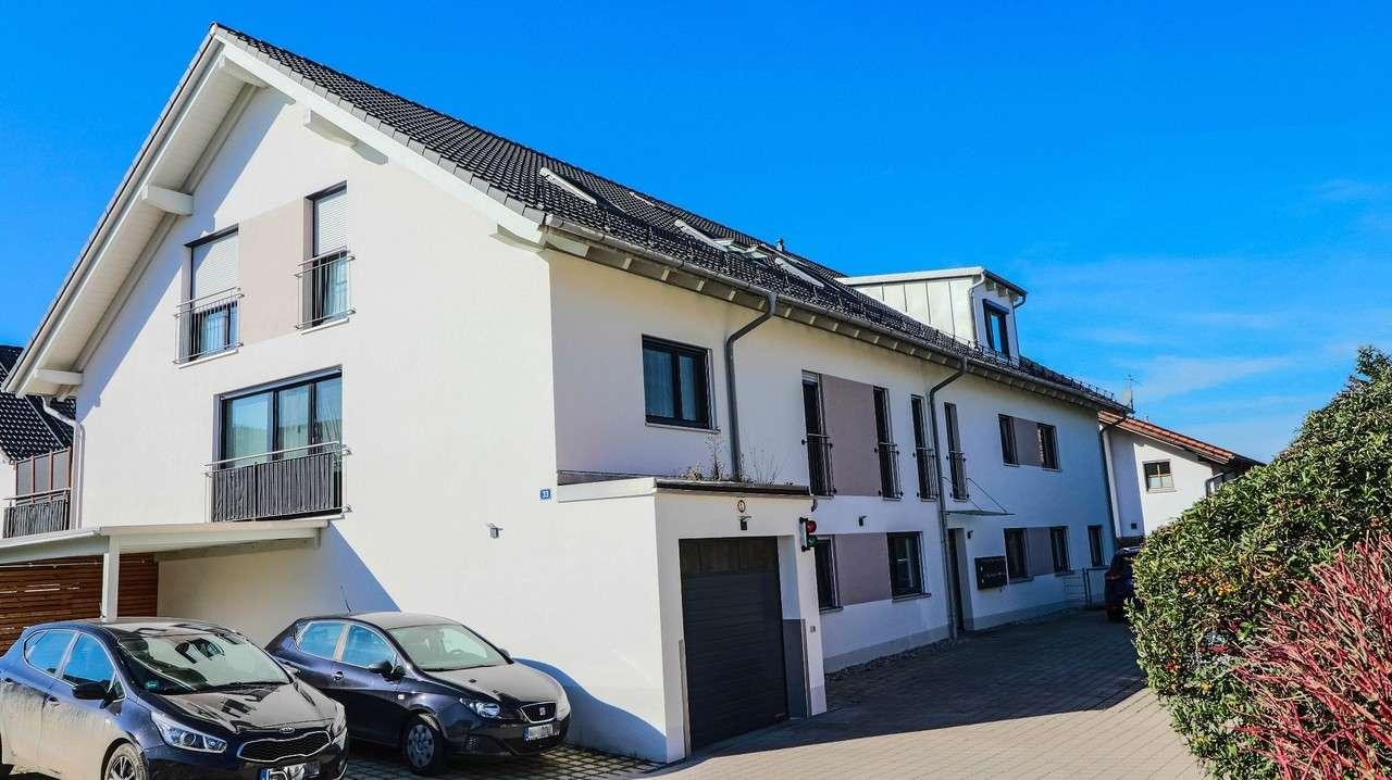 Schicke 3-Zimmer-Neubauwohnung in Pfaffing