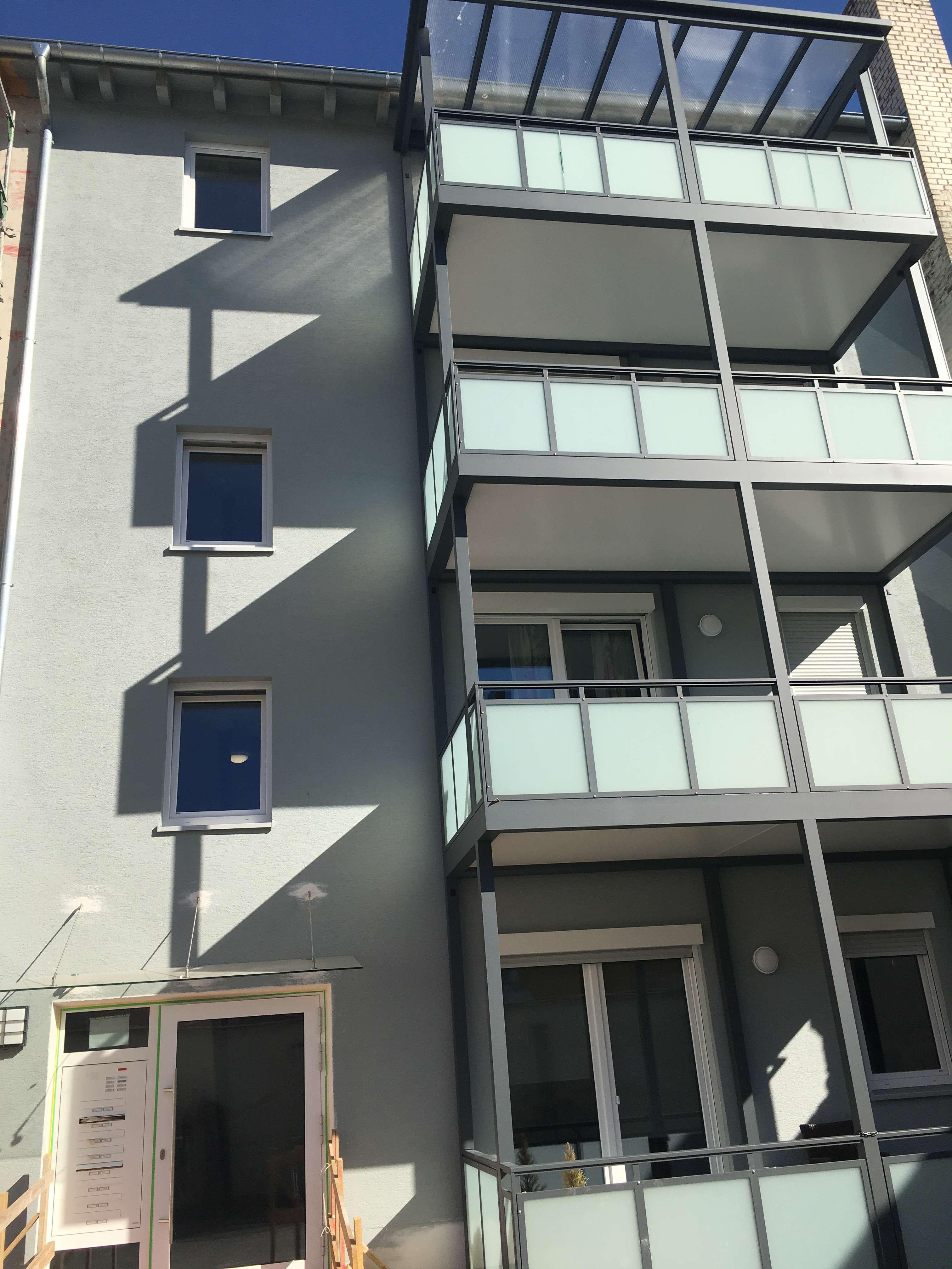 Attraktive 4-Zimmer Wohnungen in Neu-Ulm Zentrum in