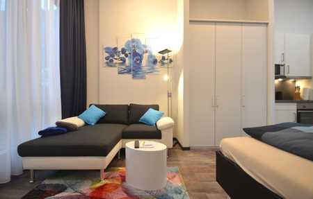 möbliertes Apartment, vollausgestattet - direkt in der Innenstadt, 5 Min zum Hauptbahnhof in Stadtmitte (Aschaffenburg)