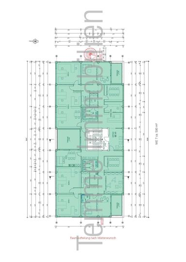 Grundriss 4. OG/Penthouse