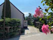 Naunhof-Ammelshain Einfamilienhaus mit Scheune