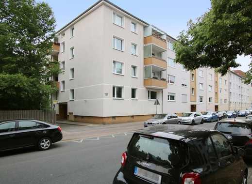 HAUS & GRUNDEIGENTUM: Gepflegte 3-Zimmer-Wohnung in der List