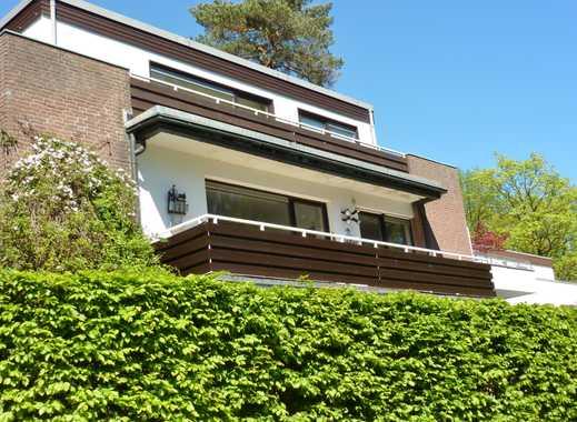 Blankenese, großzügige, helle 4-Zi.-Whg. mit 2 Balkonen in ruhiger Villenstr. - Wohn-/Essbereich 61