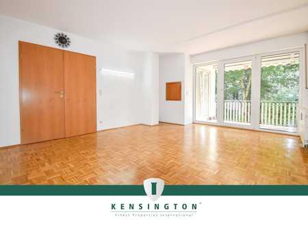 Großzügige, sehr gepflegte 2 Zimmer Wohnung am Regensburger Stadtpark in Westenviertel (Regensburg)