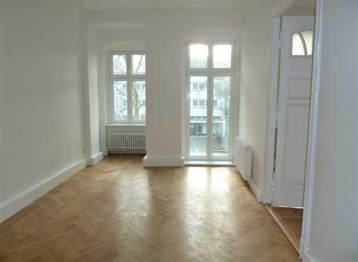 Erstbezug nach Sanierung und Modernisierung mit EBK und Balkon: 3-Zimmer-Wohnung in Steglitz