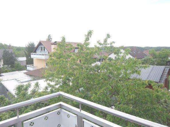 29_WO6425 Neuwertige, ruhige 4-Zimmerwohnung mit großem Südbalkon / Deuerling in