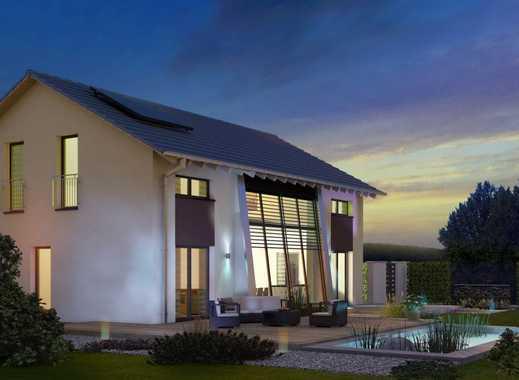 172 m² + Galerie + offene Gestaltung