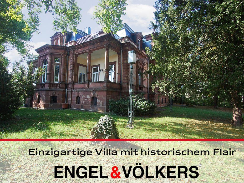 Einzigartige Villa mit historischem Flair