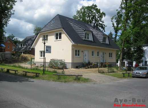 Doppelhaus in gefragter Lage in Stahnsdorf, ca. 220m² Wfl. + 650m² BGS