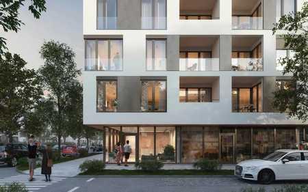 Erstbezug mit Loggia: Moderne 2-Zimmer-Wohnung - Neubau – barrierefrei in Obermenzing (München)