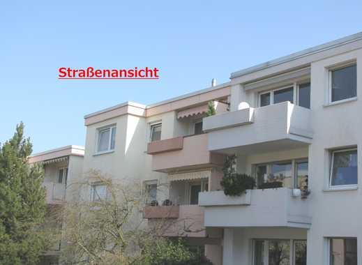 SB- Rotenbühl, gepfl. 1,5 Zi. Single Whg. m. mod. EB Küche, renov. Duschbad, Balkon+PKW Abst. Platz