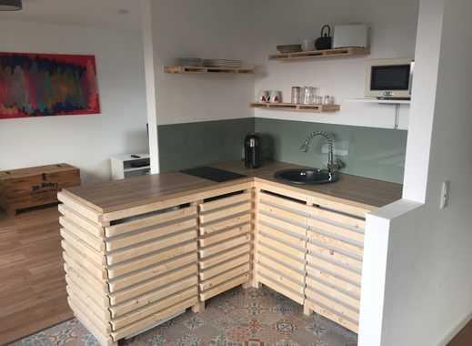 Renovierte  möblierte Wohnung inkl. Strom-Internet-TV-Wasser-Heizung-Reinigungsservice