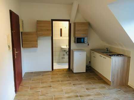 ++ Modernisierte 1-Zimmer-Wohnung mit kl. Einbauküche in Coburg-Zentrum ++ in Coburg-Zentrum (Coburg)