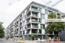 Bild IMMOBERLIN: Toplage! Neubauwohnung mit Südwestloggia & Gartenterrasse