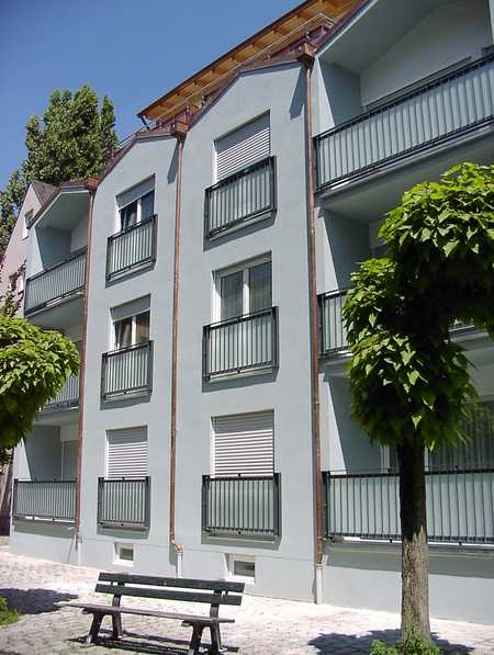 Schöne, helle 3 Zimmer-Stadtwohnung mit Einbauküche in der Augsburger Altstadt – provisionsfrei in Augsburg-Innenstadt