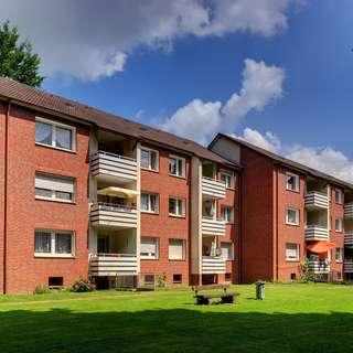 Werne-Stockum: 2,5-Zimmerwohnung mit Balkon in guter Infrastruktur!