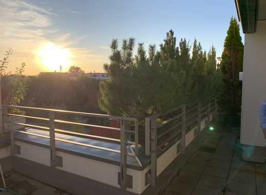 Dachterrassentraum/Penthouse in der Parkstadt Schwabing mit 3 Stellplätzen
