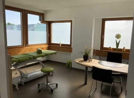 Interdisziplinäre Praxis in super Lage. Einzelne individuell genutzte Räume zu vermieten